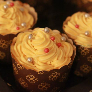 Battered Up- Mawa cupcake