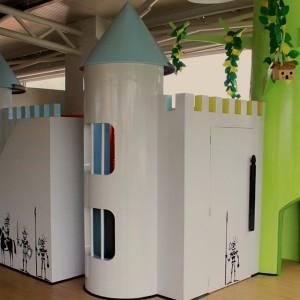 The Bumble Bee Studio, Malleshwaram, Castle, play areas