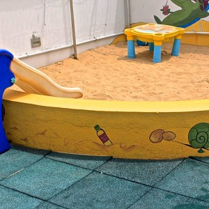 The Bumble Bee Studio, Malleshwaram, sand pit, play areas