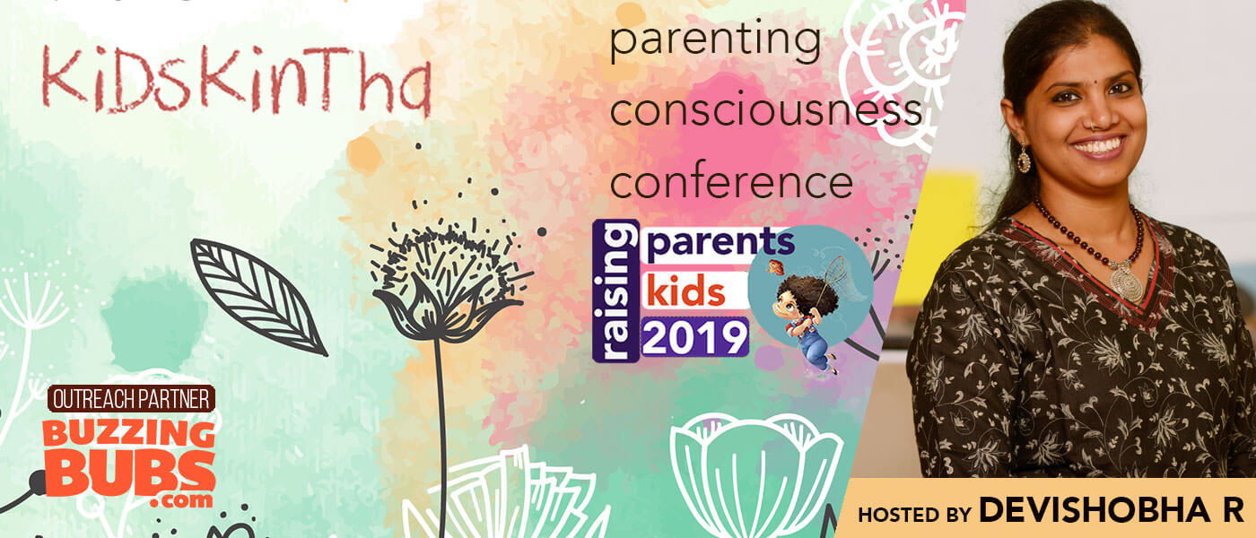 Parenting Consciousness Conference Cover Image