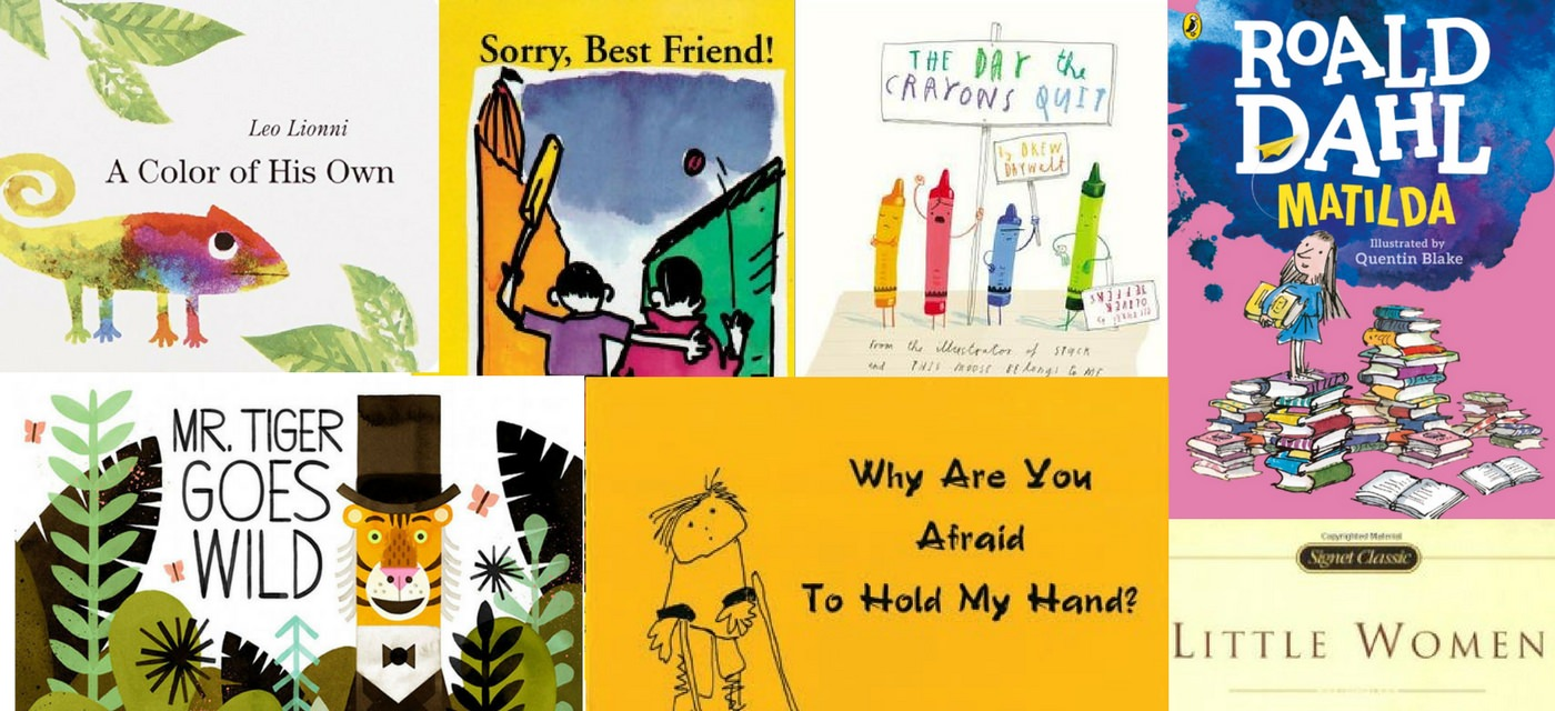 Let your child discover the essence of Independence through these books Cover Image