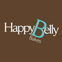 Happy Belly Bakes- Logo
