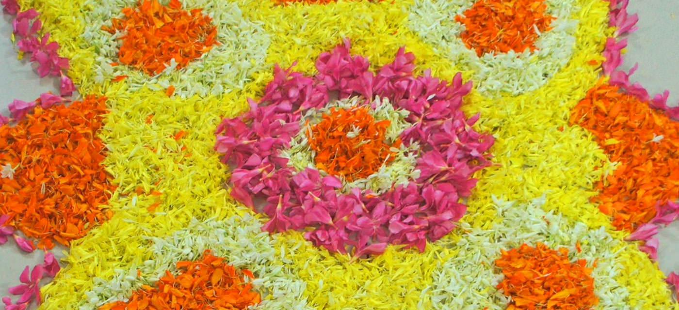 Celebrating Onam Cover Image