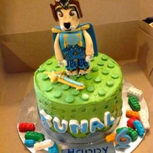 Devi's Cakes N Bakes- Lego Movie Birthday Cake