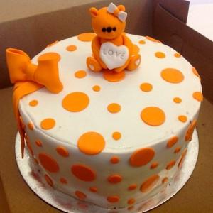 Devi's Cakes N Bakes- Teddy Bear Birthday Cake