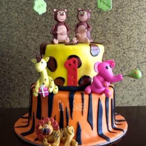 Do-It-Sweet-Animal-Theme-Cake