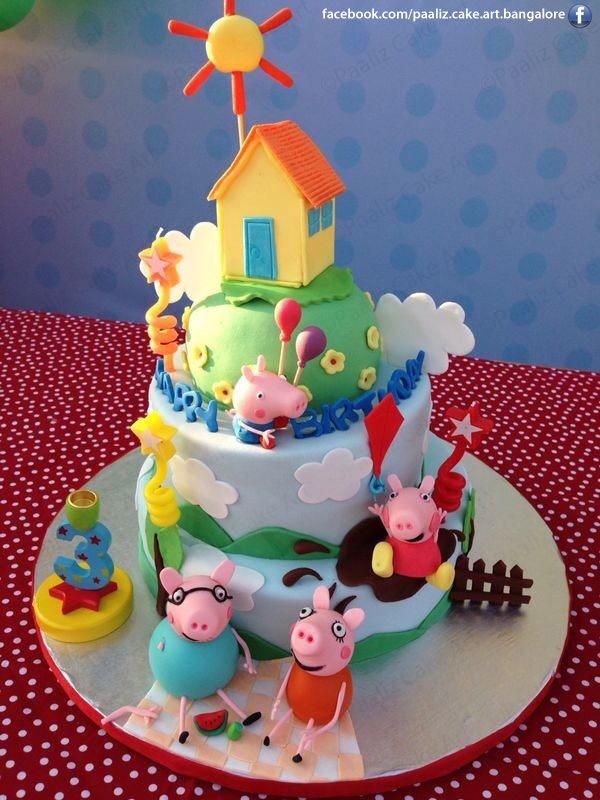 Hello Kitty Cake Bangalore