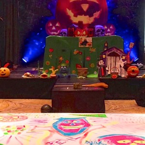 Tickles & Tales -Halloween Party