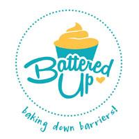 Battered Up- Logo