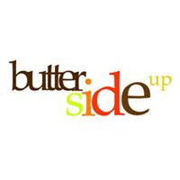 Butter Side Up- Logo