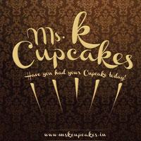 Ms K Cupcakes-Logo