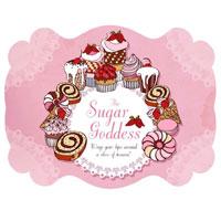 The Sugar Goddess- Logo