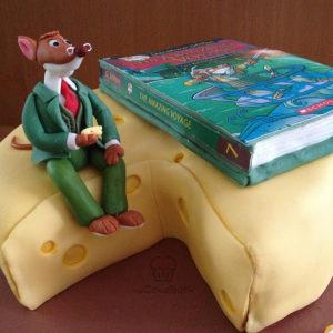 The Cake Butik- Jeronimo Birthday Cake
