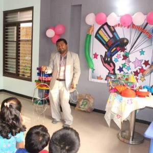 birthday party venues, Gubacheez, HSR Layout, party entertainer