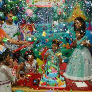 birthday party venues, Kydzadda, Banashankari, birthday celebration