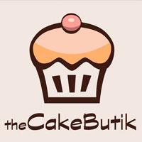 The Cake Butik Logo