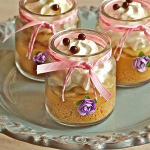 The Sugar Goddess- Dessert in a Jar