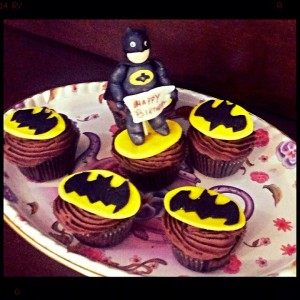 Cake Toppers Shoppe- Batman Superhero Birthday Cake