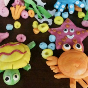 Cake Toppers Sugar Craft Topping Sea World