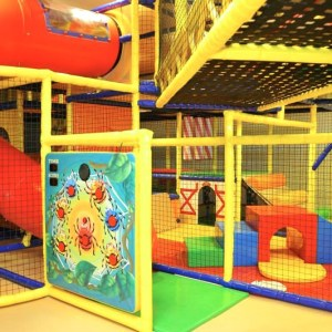 birthday party venues, Funky Monkey, M.G. Road, toddler zone