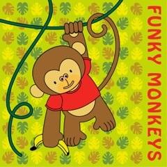 Funky Monkey Logo