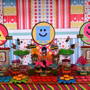 HourGlass, kids birthday party planners in bangalore, Mister Maker theme party