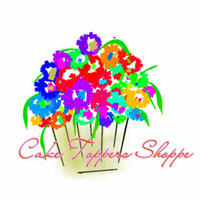 Cake Toppers Shoppe- Logo