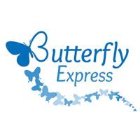 Butterfly Express- Logo