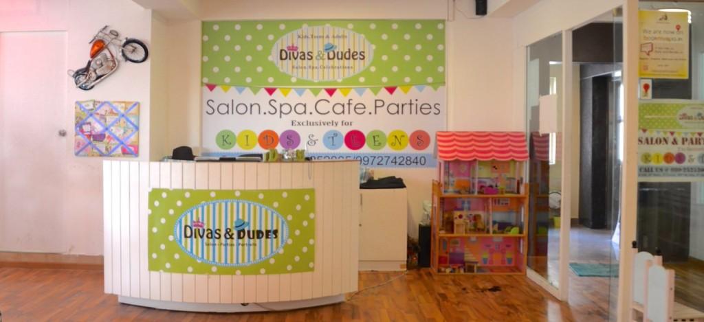 Kids Salon In Bangalore