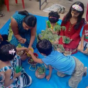 Activities at Little Green Horns