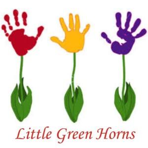 Little Green Horns Logo