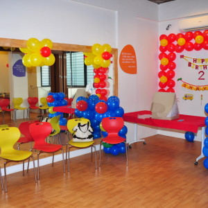 birthday party venues, Magic Threads, Koramangala, party hall
