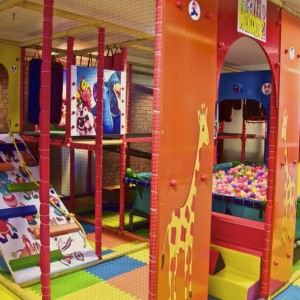 Magic Threads, Koramangala, play areas
