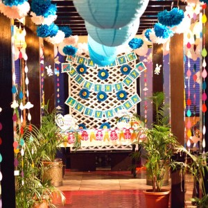 kids birthday party planners in bangalore, Party Pitara, table decor