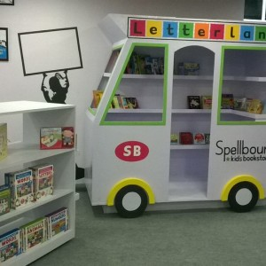 Spellbound Kid's Bookstore- education books shop