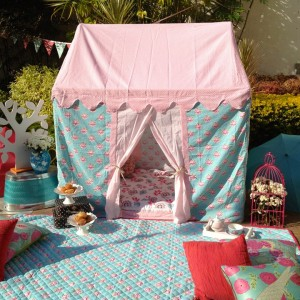kids birthday party planners in bangalore, Whole Nine Yards Tea Party Theme
