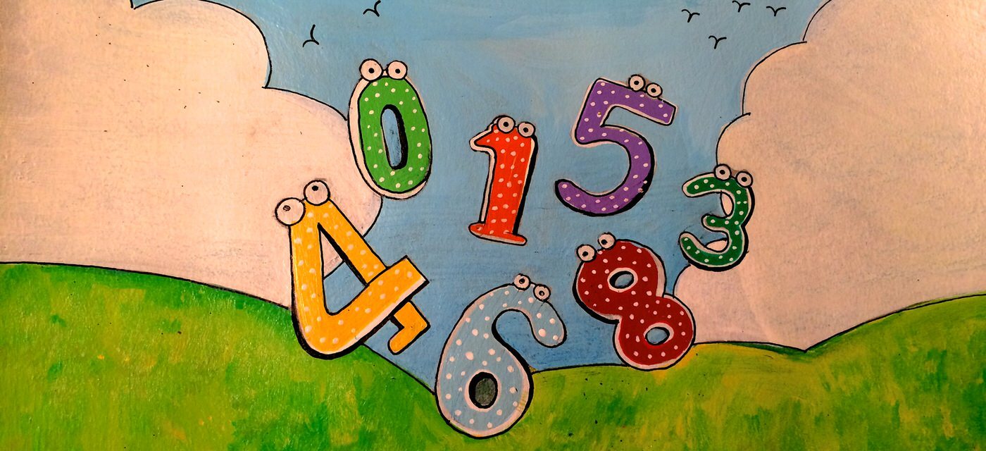 8 simple ways to make number counting fun! Cover Image