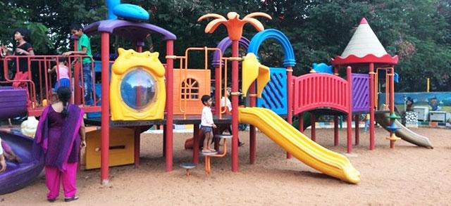 Nandanavana Children S Park Jayanagar Bangalore