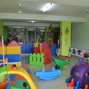 ThinkBox Library - Activity centre for kids
