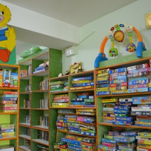 ThinkBox Library - Book Library for Kids Children