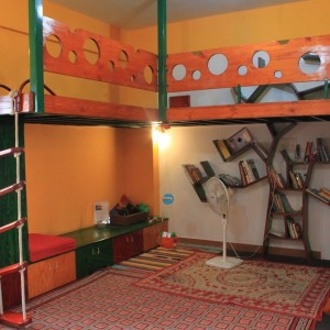 birthday party venues, Kavade Attic, Seshadripuram, play area