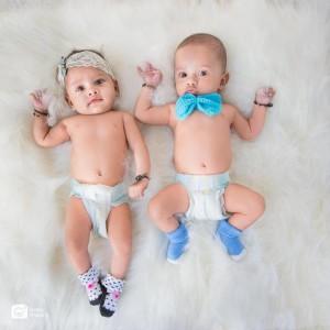 Baby Theory Twins Photo