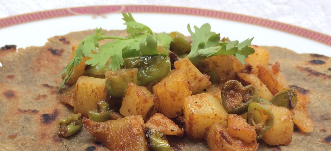 Bajra Bakhri Roti recipe for a healthy breakfast for your kids Cover Image