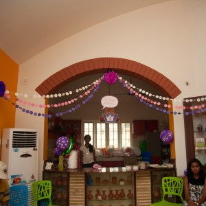birthday party venues, The Caterpillar Trail, Hebbal, party hall