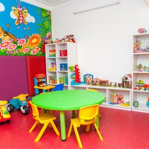 The Caterpillar Trail, Hebbal, reading corner, play areas