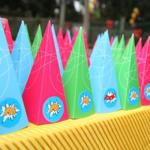 kids birthday party planners in bangalore, Dottedi, Tusker Town, Bangalore, Popcorn Holders