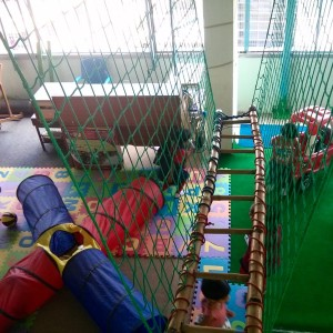 PlayGym Adventure, C.V.Raman Nagar, play areas