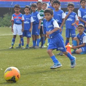 BFC Soccer Schools, Bangalore, Junior Football Training