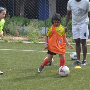 BFC Soccer Schools, Bangalore, Junior Girls Batch