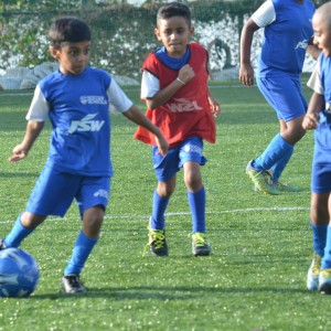 BFC Soccer Schools, Bangalore, Junior Soccer Players